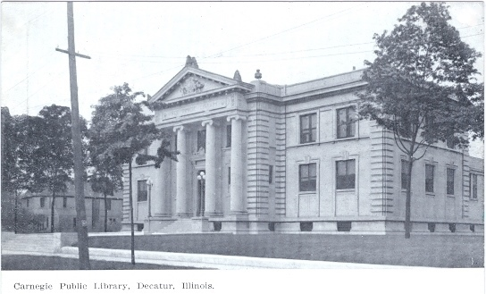 Carnegie Library 1900