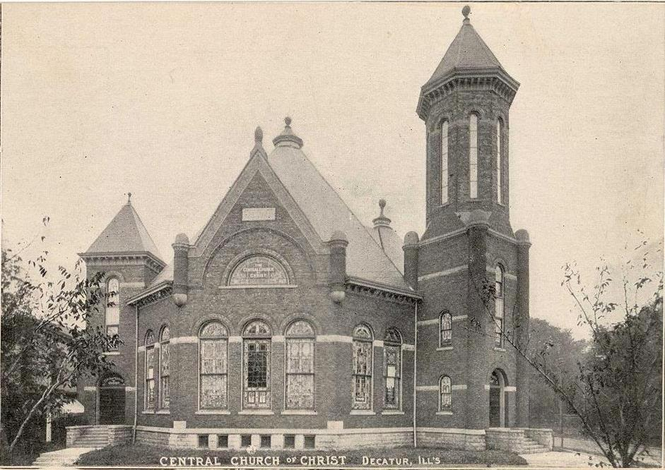 Central Church of Christ 1905
